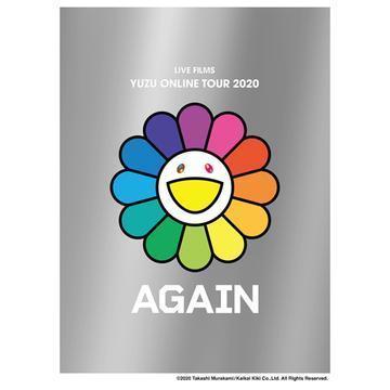 完全数量限定 DVD 「LIVE FILMS YUZU ONLINE TOUR 2020 AGAIN」