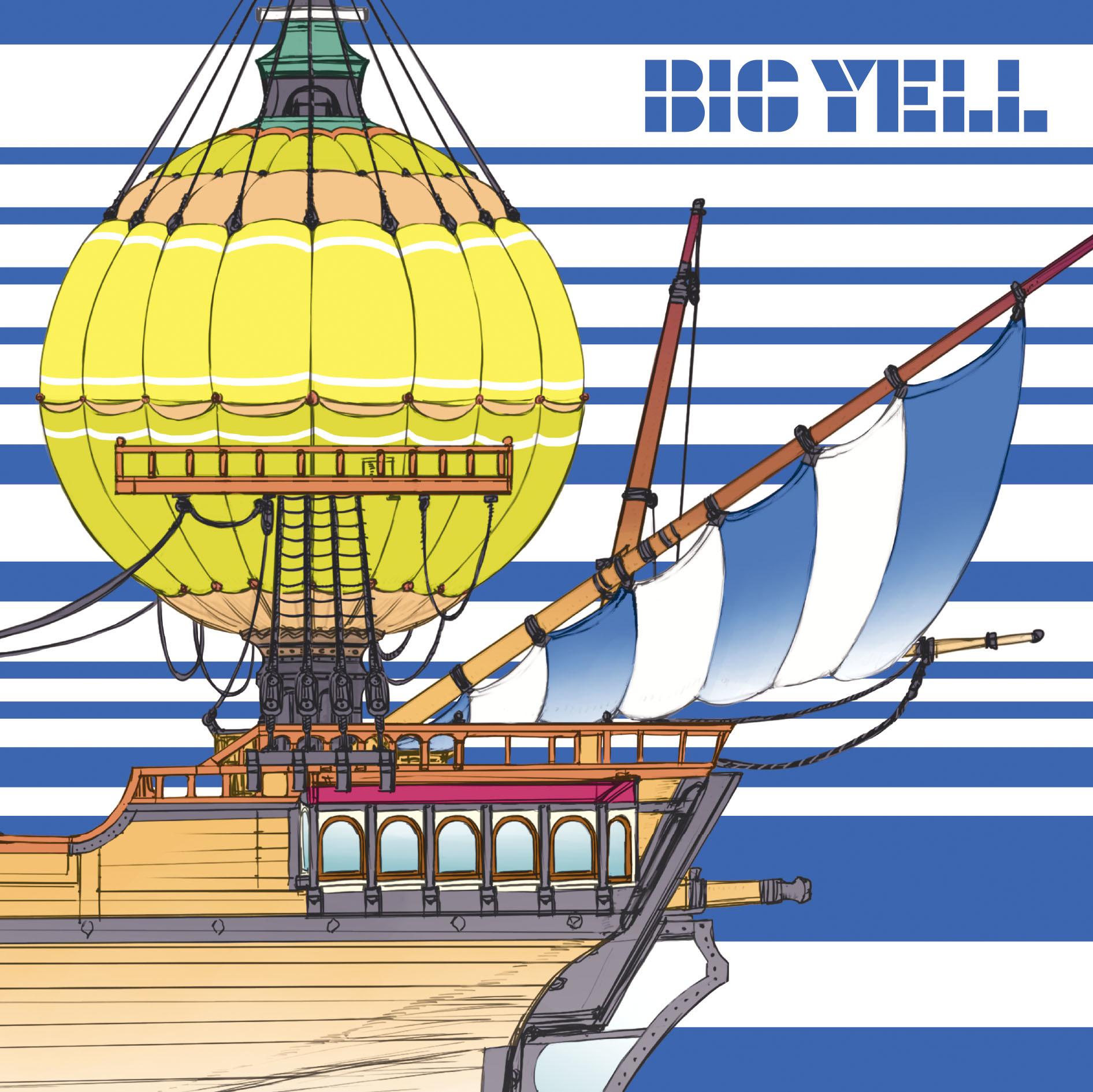BIG YELL 初回生産限定盤
