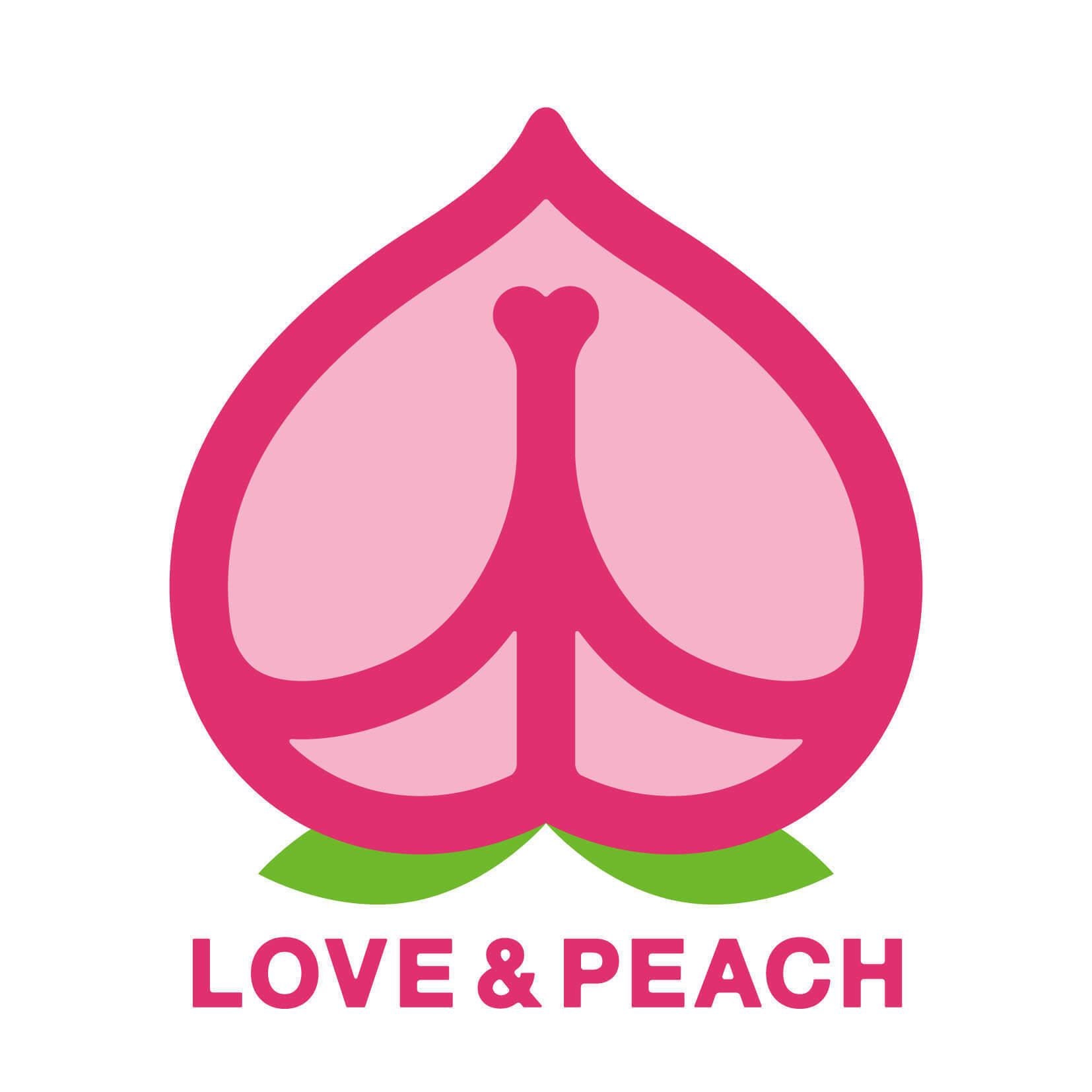 LOVE & PEACH