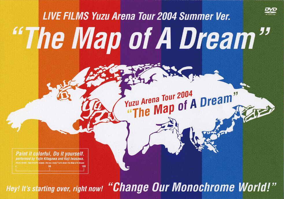 LIVE FILMS 夢の地図