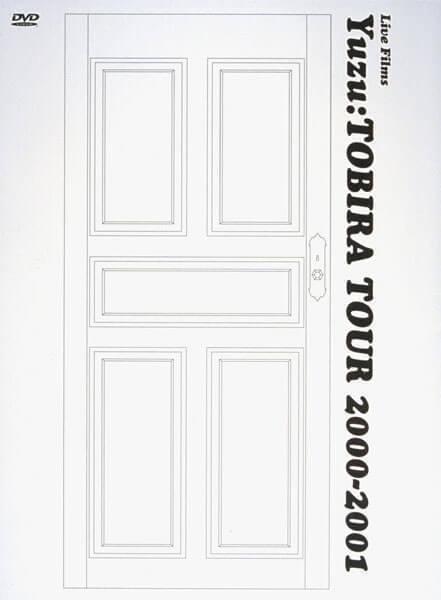 LIVE FILMS TOBIRA TOUR 2000〜2001