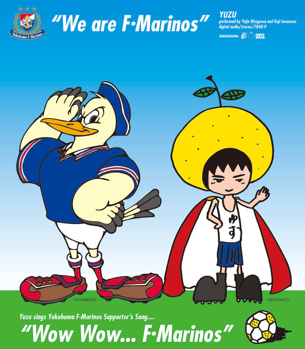 We are F・Marinos