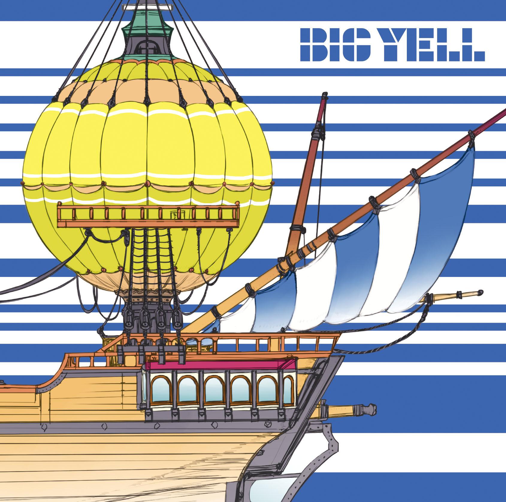 BIG YELL 通常盤