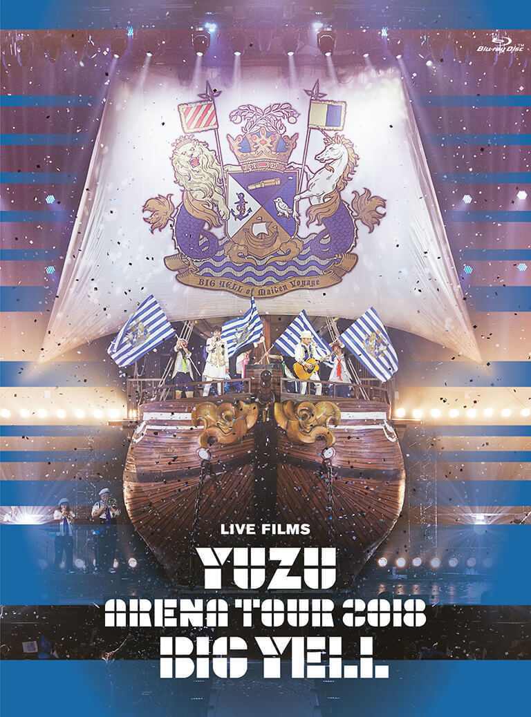 LIVE FILMS BIG YELL(Blu-ray)